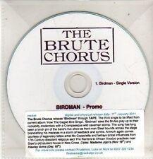 (CO202) The Brute Chorus, Birdman - 2011 DJ CD
