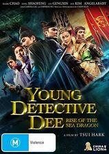 Young Detective Dee: Rise of the Sea Dragon * NEW DVD * (Region 4 Australia)