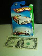 Hot Wheels Red / White Chevrolator #2 - Treasure Hunt - 2010