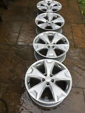 SUBARU FORESTER  SET OF 4 OEM ALLOY WHEELS RIMS 2014-2016 17+7J