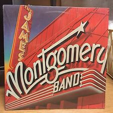 The James Montgomery Band LP In Shrink VG+ Hit Don't You Just Know It/Teasin You