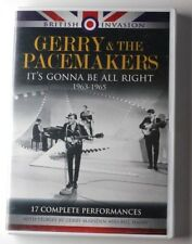 Gerry & the Pacemakers...it´s gonna be all right 1963 - 1965...DVD