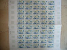 FEUILLET 50 TIMBRES NEUFS FRANCE EUROPA 1 F. 20 1979 Y & T N° 2046 TTBE