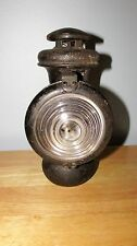 8924 ANTIQUE EARLY 1900'S CABOOSE OIL LANTERN
