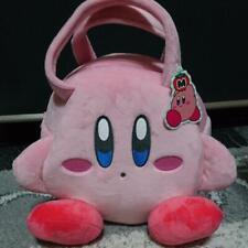 Kirby the Star kirby Plush Tote Bag Pink Nintendo SK Japan Prize