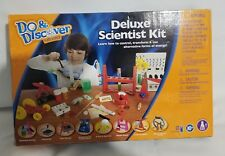 Do & Discover by Edu Science Deluxe Scientist Kit