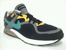 NIKE AIR Max Sneakers Shoes Blue Gray Yellow  Men's 14 UK 13 EUR 48.5
