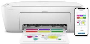 HP DeskJet 2710 All-in-One Wireless Inkjet Printer White