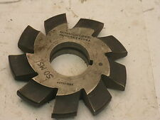 "Brown & Sharpe involute gear tooth cutter No 4 - 4P. 26 - 34 T. D""+f .539"""