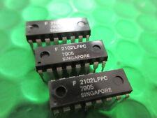2102LFPC, F2102LFPC 1K SRAM by Fairchild, Made in 1979, RARE IC. 2 PER @ £2 ea