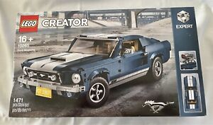 Brand new LEGO MUSTANG