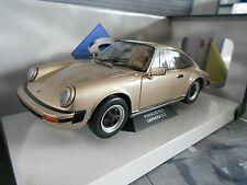 PORSCHE 911 G-Modell Carrera 3.2 Coupe braun bronze 1984 Solido NEU NEW ! 1:18
