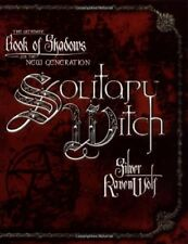 Solitary Witch: The Ultimate Book of Shadows for the New Generation-Silver Raven