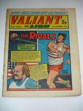 VALIANT And LION comic 21st September 1974.