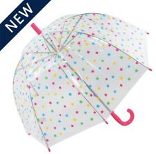Kids stars clear dome umbrella by Susino
