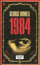 1984 Nineteen Eighty four by George Orwell Fiction Books