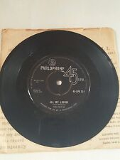 Beatles all my loving Ultra rare south africa EP only few has been printed