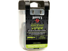 Hoppe's Viper BoreSnake Bore Cleaner with T-Handle Lid 6mm, .240, .243, .244