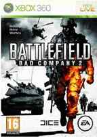 Xbox 360 - Battlefield Bad Company 2 **New & Sealed** Xbox One Compatible