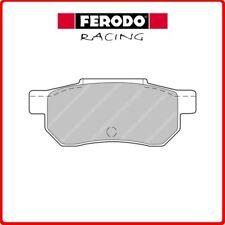 FCP472H#22 PASTIGLIE FRENO POSTERIORE SPORTIVE FERODO RACING HONDA Civic IV 1.4
