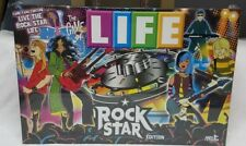 The Game of Life Rock Star Edition Board Game Hasbro 2009 Age 9+ NEW Mint RARE