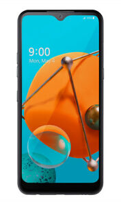 LG K51 LMK500UM3 - 32GB - Titan Gray (Boost Mobile) (Single SIM)