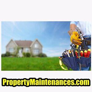 PropertyMaintenances.com PREMIUM Property Maintenance/Home/House DOMAIN NAME $$