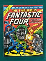 Fantastic Four Marvel Treasury #11 Near Mint (9.0) - White Pages