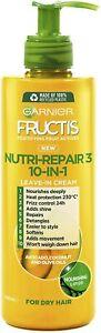 New-Garnier Fructis Nutri Repair 10 in 1 Oil- 1 ml-Au