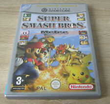 Super Smash Bros. Melee (NL PAL / GameCube game cube)