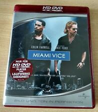 "MICHAEL MANN'S ""MIAMI VICE"" HD-DVD COLIN FARRELL JAMIE FOXX"