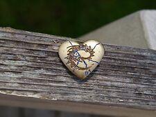 Eragon Dragon Movie Metal Heart Pin Pinback 2006 by TCF