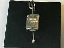 """Paint Pot TG28 Pewter Scarf and Kilt Pin Pewter 3"""" 7.5 cm"""