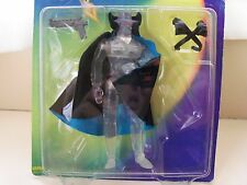 KENNER - THE SHADOW - AMBUSH SHADOW WITH QUICK DRAW ACTION - ACTION FIGURE