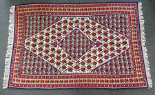 "PERSIAN HANDMADE KILIM GELIM GILIM RUG 65"" X 44"" - EXCELLENT PRE OWNED"