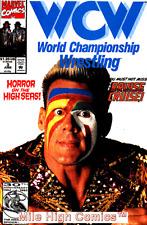 WORLD CHAMPIONSHIP WRESTLING (WCW) (1992 Series) #3 Near Mint Comics Book