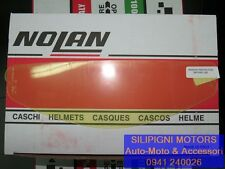Visiera PINLOCK ANTIFOG NOLAN N64 / 63 / 62 / GREX RF2 / G6.1 Anti-appannamento