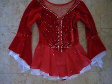 Girl ice skating dress size 8