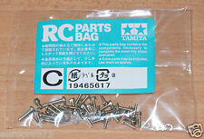 Tamiya 56314 Knight Hauler, 9465617/19465617 Screw Bag C, NIP