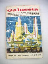 Galassia Rivista di Fantascienza 1° Febbraio 1966 Anno VI n. 62 La Tribuna Ed.
