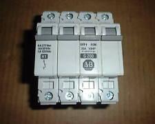 Allen Bradley 1492 CB3 G200 1493CB3G200 manual motor