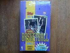 ✦ 1993 - 94 Topps  Ser. 2 NBA Trading Card Sealed Box Jordan ✦