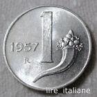 1 LIRA Cornucopia 1951 1952 1953 1954 1955 1956 1957 1958 1959 1969 1970 *FDC*