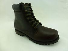 Herren Chelsea-boots Schuhe Schwarz Braun Chestnut Leder Air Sohle Size 7-12