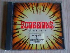 SCORPIONS - FACE THE HEAT - CD