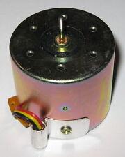 Matsushita DC Motor - 9 V - 2250 RPM - Ultra Quiet Cassette Motor - Low Current