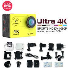 EKEN H9SE Ultra HD 4K 1080P WiFi Action Sport Caméra Casque étanche Caméscope