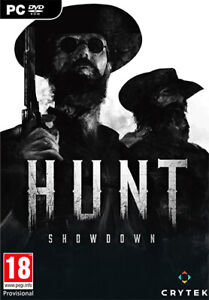 Hunt Showdown PC IT IMPORT DEEP SILVER