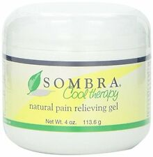Sombra Cool Therapy Natural Pain Relieving Gel - 4oz
