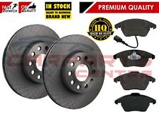 FOR VW GOLF MK6 1.4 TSi GT 160 09-12 FRONT BRAKE DISCS & PADS PAD SET 289mm